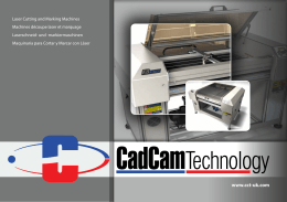 Plastic Cutting - CadCam Technology Ltd