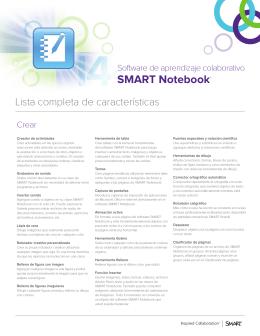 SMART Notebook™