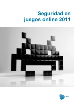 Informe sobre Seguridad en Juegos Online 2011