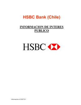 HSBC Bank (Chile)