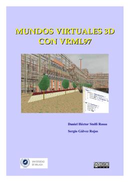 Mundos Virtuales 3D con VRML97 - Departamento de Lenguajes y