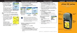 eTrex® HC series