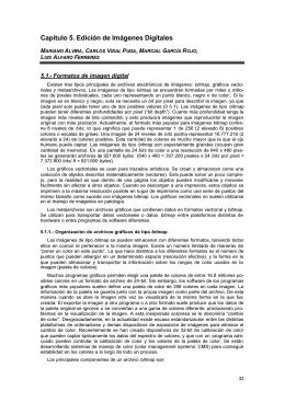 Capítulo 5. Edición de Imágenes Digitales