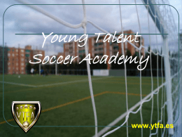 Young Talent football Academy
