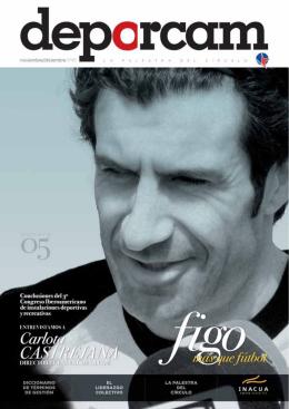 Revista Deporcam Nº 5 - Círculo de Gestores Deportivos de Madrid