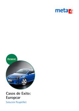 Casos de Exito: Europcar