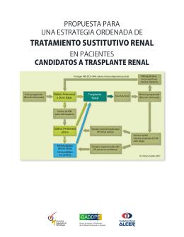 tratamiento sustitutivo renal - Diálisis Peritoneal Domiciliaria