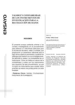 Revista_FCE_Vol 33.indd - Portal de Revistas Electrónicas