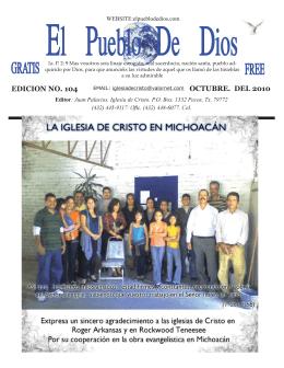 FREE GRATIS - El Pescador Cristiano