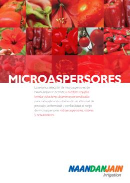 MICROASPERSORES
