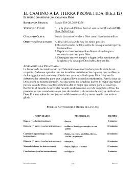 EL PUEBLO CONSTRUYE UNA CASA PARA DIOS(B.6.3.12)