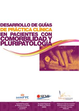 comorbilidad y pluripatología - Sociedad Española de Medicina de