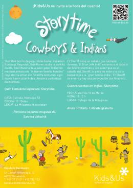 Cowboys & Indians - Kids&Us Barakaldo