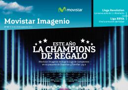 LA CHAMPIONS DE REGALO