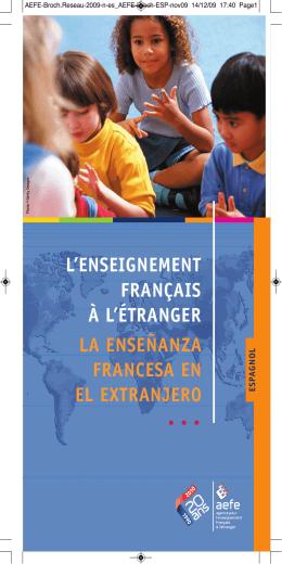 aefe - Lycée français de Barcelone