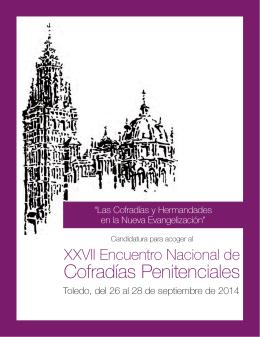 Cofradías Penitenciales - Setmana Santa de Tarragona