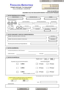 Fichas de matrícula del Alumno-VERSION 3