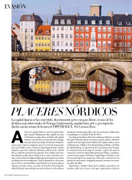 Harper`s Bazaar: Placeres Nórdicos