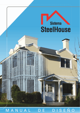 Steel House Manual de Diseño