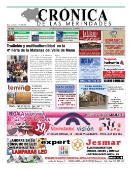 Número 105 - Cronica de Las Merindades