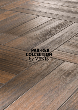 PAR-KER COLLECTION by VENIS