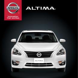 Catálogo - Nissan Mexicana