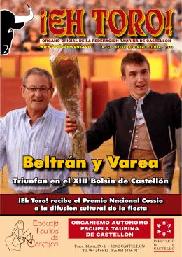 Beltrán y Varea