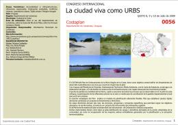 Costaplan - La Ciudad Viva