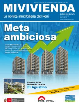 La revista inmobiliaria del Perú