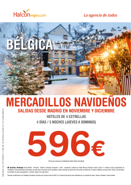 BÉLGICA - Club SegurClassic