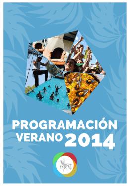 Programación Verano 2014