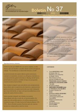 Desarrollo de la Industria del Bambú