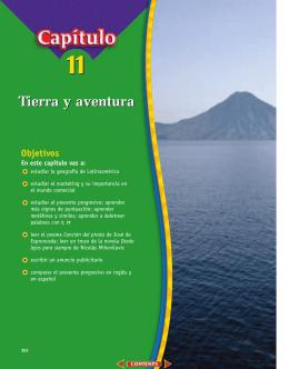 Capitulo 11: Tierra y aventura