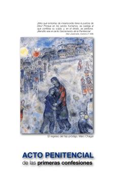 ACTO PENITENCIAL