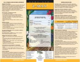 Z-MAX® - Agro Micro Biotech