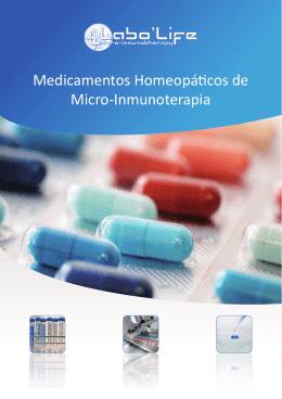 Medicamentos Homeopáticos de Micro-Inmunoterapia