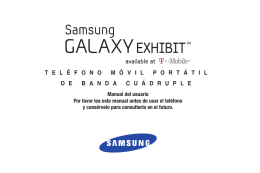 T-Mobile SGH-T599 Samsung Galaxy Exhibit