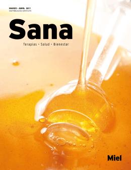 Revista Sana 2011 Páginas de 36 a 39