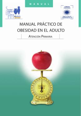 Manual práctico de obesidad en el adulto