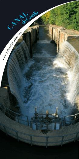 Descarga Folleto Turístico del Canal de Castilla
