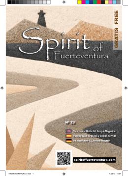 GRA TIS FREE - Spirit of Fuerteventura