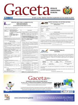 Gaceta 26-09-15