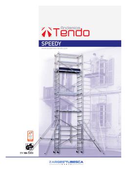 Speedy - Andamios Tendo, S.L.