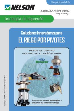EL RIEGO POR PIVOTES