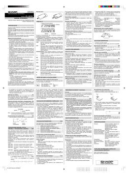 EL-501W Operation-Manual ES