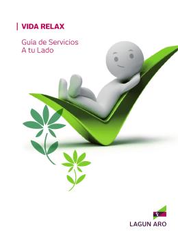 VIDA RELAX Guía de Servicios A tu Lado