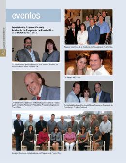 eventos - Revista Galenus