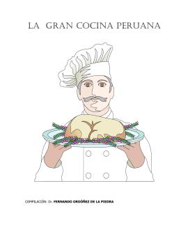 LA GRAN COCINA PERUANA - Pastas de la Nona Evita Trattoría