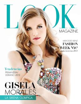 MORALES - Look Magazine