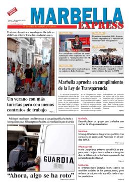 Viernes 7 - Marbella Express